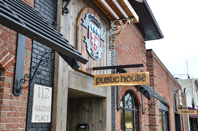 O'Halloran's Public House Entrance