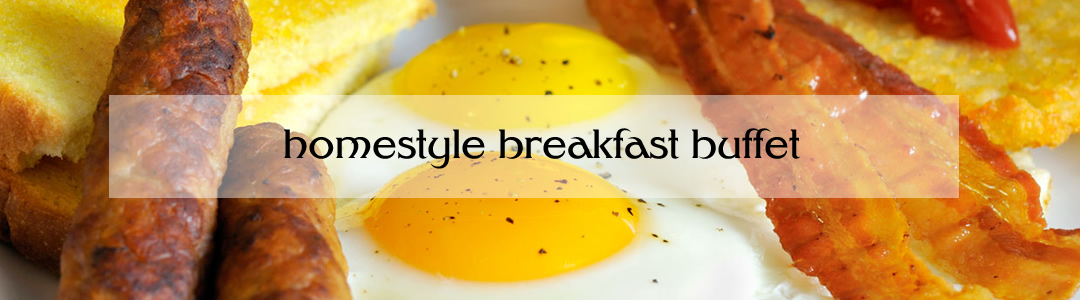 Homestyle Breakfast Buffet Photo