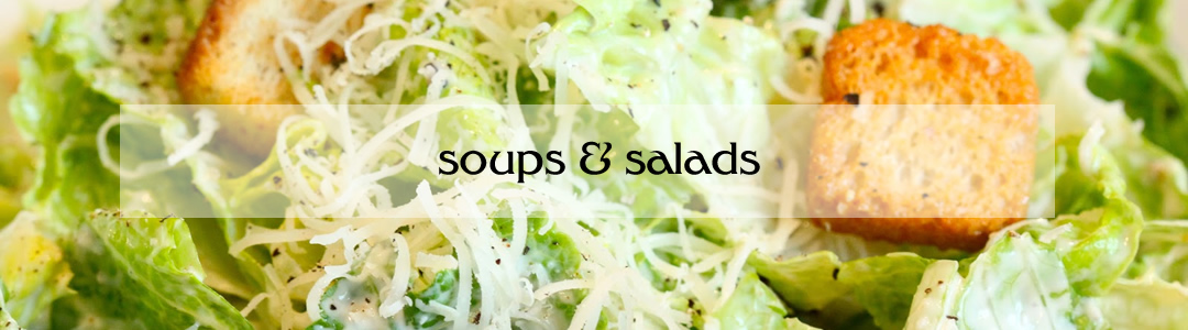 Soup and Salad Photo