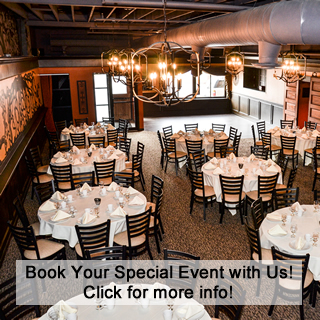 Book Your Special Event with Us!